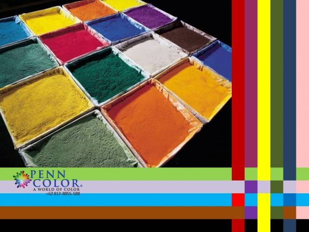 Supplier pigment powder di Jababeka Cikarang indonesia