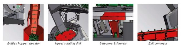 Cara kerja small unscrambler machine