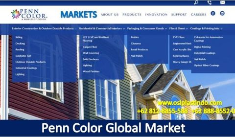 Penn Color Product Meet Global Market Requirement