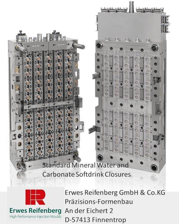 How to Reduce Cycle time in Injection mould Erwes Reifenberg