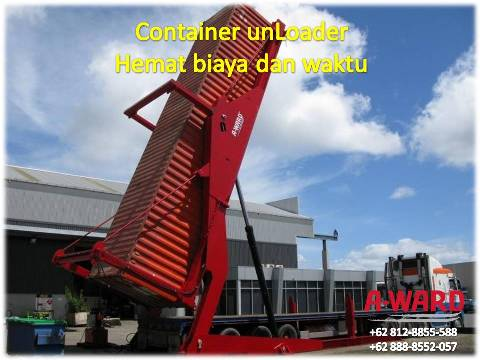 40-feet-Container-Unloader-For-Palm-Kernel-Shell