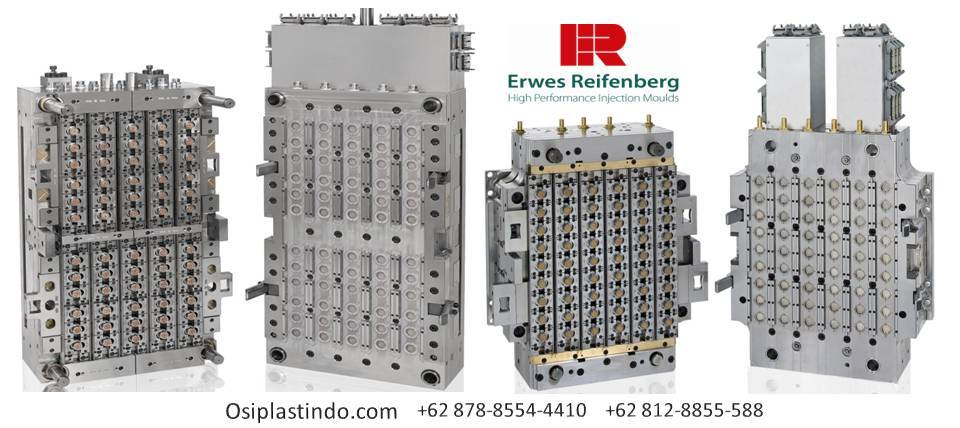 High Speed Closure Injection Mould