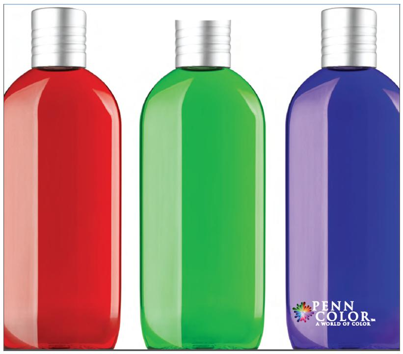 Best Color Masterbatch for PET Bottle