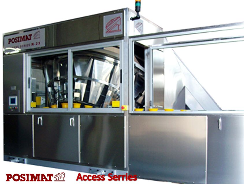 Bottle Unscrambler Manufacturer Access for High Speed type