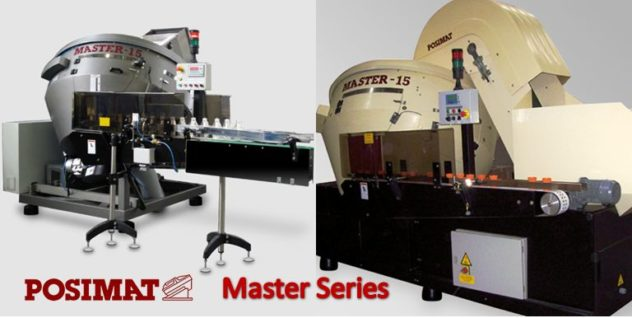 Posimat Unscrambler Manufacturer Master for low speed type