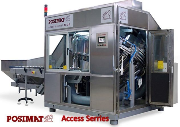 Unscrambler Machines Manufacturer Access for medium speed