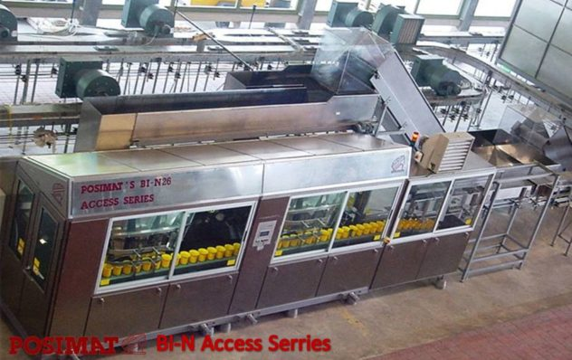 Unscrambler Manufacturer BI-N High Capacities type